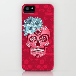 Cotton Sugar iPhone Case