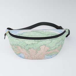 Roots and Leaves Fanny Pack