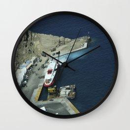 Crete, Greece 10 Wall Clock