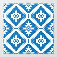 NavNa Blue Canvas Print