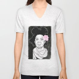 Basquiat Unisex V-Neck