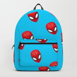 Spidey Head Backpack