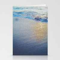 stay gold Stationery Cards featuring Stay Gold by gwstella