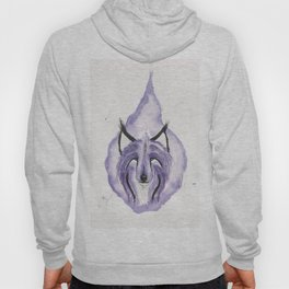 Hitodama the Spirit Wolf. Hoody
