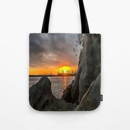 Distant Dream - Pirates Cove Tote Bag