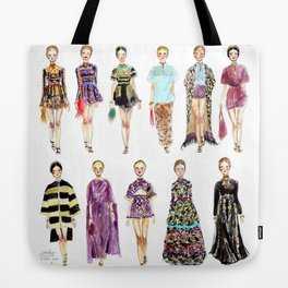 Valentino Spring Summer 2014 Tote Bag