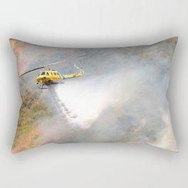 Barnett Fire Rectangular Pillow
