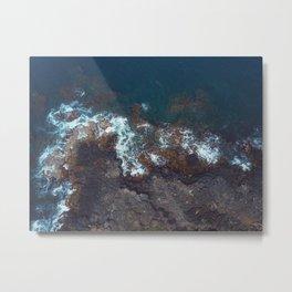 land/sea Metal Print