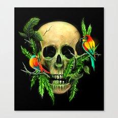 Life & Death Canvas Print