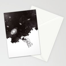 SOLVING THE BIG PUZZLE Stationery Cards