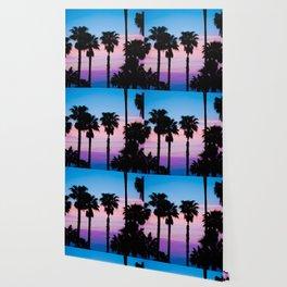 Palm Trees Landscape 07 Wallpaper