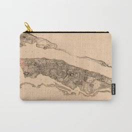 Map of New York 1782 Carry-All Pouch