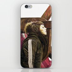 Clara iPhone & iPod Skin