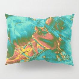 fire opal rift Pillow Sham