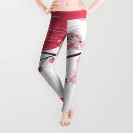 Sakura Blooms Leggings