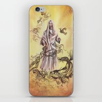 religious iPhone & iPod Skins featuring Jesus Christ and Religious Symbols by Sonya ann