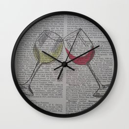 Clink Wall Clock