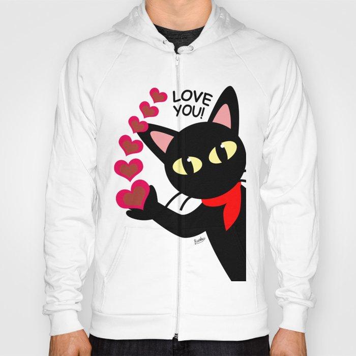 Love you! Hoody