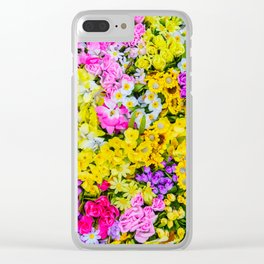 Meadow x Ultravibrant Clear iPhone Case