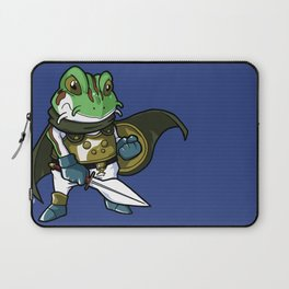 It ain't easy being a green hero Laptop Sleeve