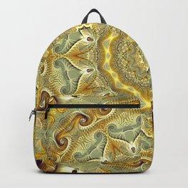 Flower Of Life Mandala (Medallion) Backpack