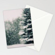 Winter Daydream #3 Stationery Cards