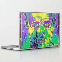 hannibal Laptop & iPad Skins featuring Hannibal  by Retkikosmos