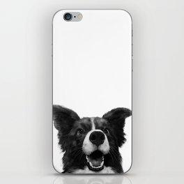 who's a good boy? iPhone Skin