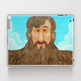 Jim's Amazing Beard Laptop & iPad Skin
