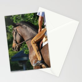 Horse Park 137 Stationery Cards