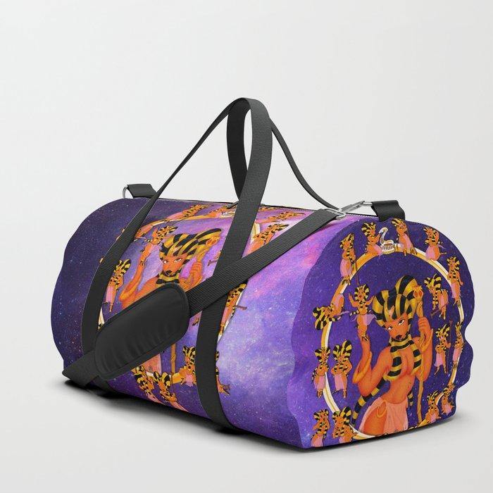 Queen 2 Chibi Set Duffle Bag