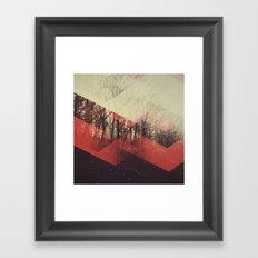 Forest II Framed Art Print