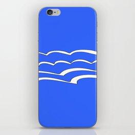 Mariniere marinière – new variations IV iPhone Skin