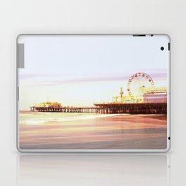 Santa Monica Pier Sunrise Laptop & iPad Skin