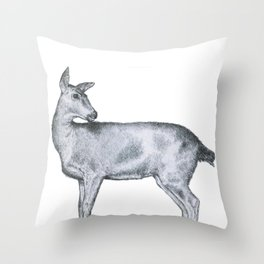 oh deer! well, these things happen, we'll fix it; never fear! Throw Pillow