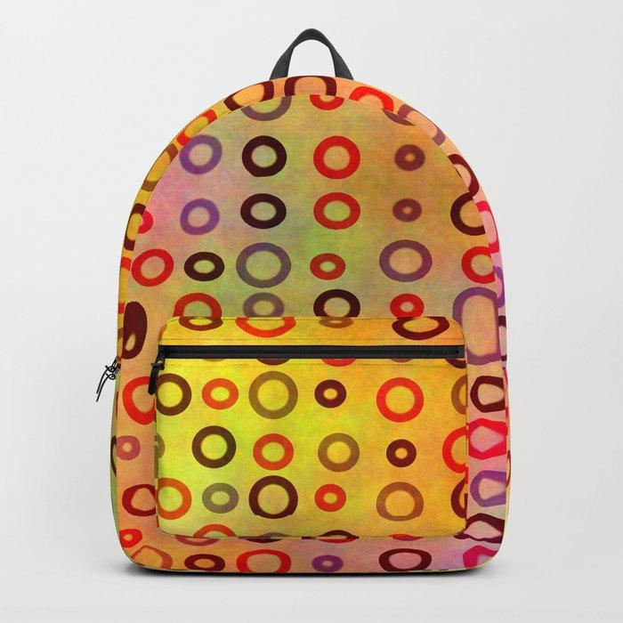 Playful circles Backpack