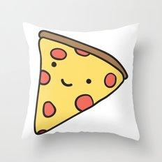 Pizza Friend Throw Pillow