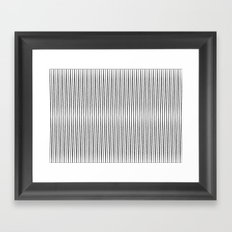 Eye sore Framed Art Print