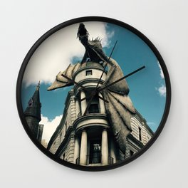Gringotts Bank Wall Clock