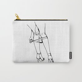 Take them off Carry-All Pouch