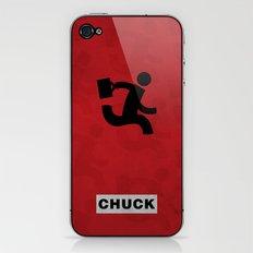 Nerd Herd (Chuck) iPhone & iPod Skin