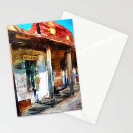 Wild West Ghost Town Arizona Stationery Cards
