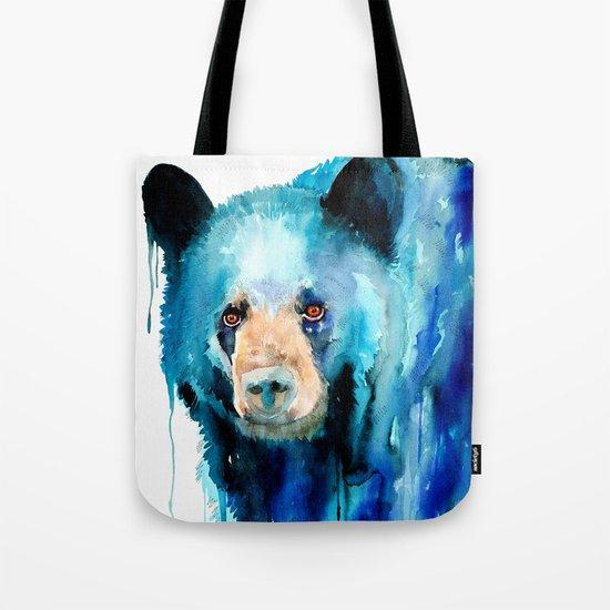 American black bear Tote Bag