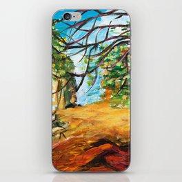 Woodland Beauty iPhone Skin
