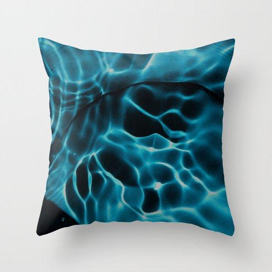 WATER / H2O #40 Throw Pillow