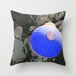 Cappadocia_2015_0601 Throw Pillow