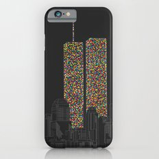 2606 Souls compose The Twin Towers Slim Case iPhone 6s