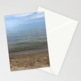 Shore of Woodbine Beach Stationery Cards