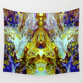 mirror 11 Wall Tapestry