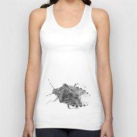 beetle Tank Tops featuring beetle by Falko Follert Art-FF77